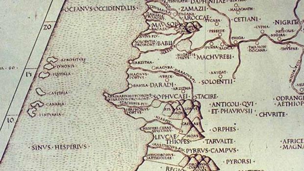 Canarias en lamitología